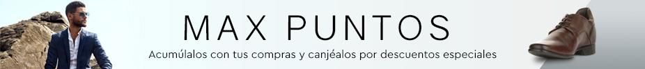 Max Puntos + 7cms De Altura